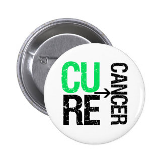 Cure (Liver) Cancer 6 Cm Round Badge