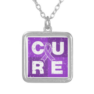 CURE Lupus Distressed Cube Jewelry