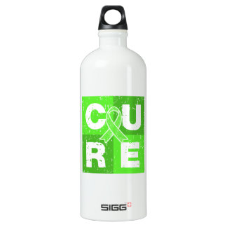 CURE Lyme Disease Distressed Cube SIGG Traveller 1.0L Water Bottle