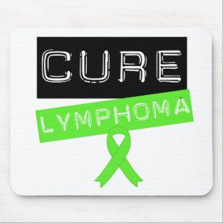 Cure Lymphoma Mouse Pads