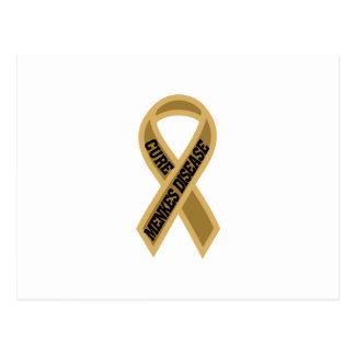 Cure Menkes Disease Postcard