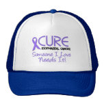 CURE Oesophageal Cancer 2 Hat
