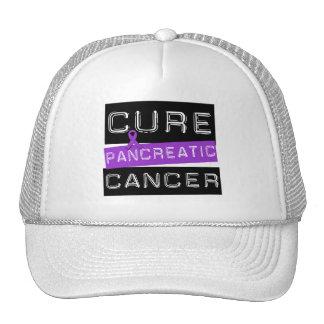 Cure Pancreatic Cancer Trucker Hats