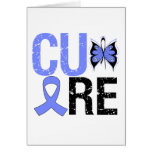 Cure Stomach Cancer Greeting Card