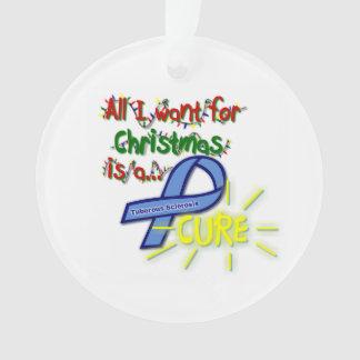 Cure TSC Ornament