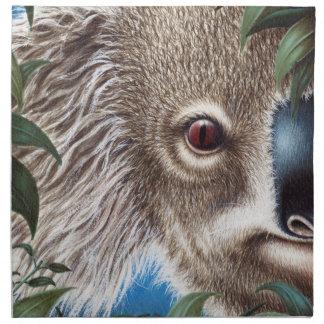 Curios Koala American MoJo Napkin