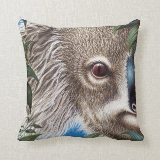 Curios Koala American MoJo Pillow