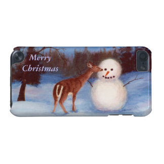 Curiosity Christmas IPod Touch Case