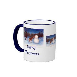 Curiosity Christmas Mug