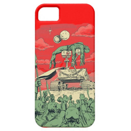 Curiosity of Mary iPhone 5/5S Cover
