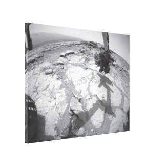 Curiosity Rover Stretched Canvas Prints