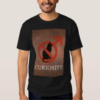 Curiosity T Shirts