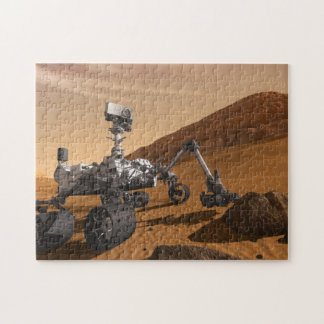 Curiosity: The Next Mars Rover Puzzles