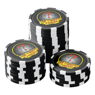 Curioso Podcast poker chip Poker Chip Set