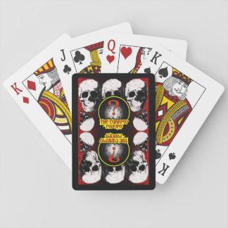 Curioso skull Cards