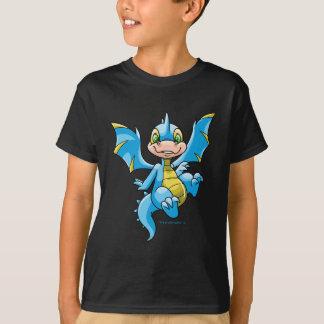 Curious blue Scorchio T-Shirt