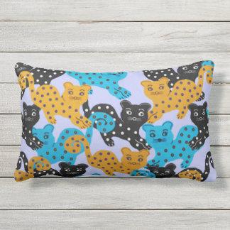 Curious Cats Cushion