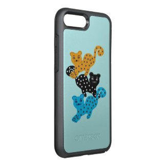 Curious Cats OtterBox Symmetry iPhone 8 Plus/7 Plus Case