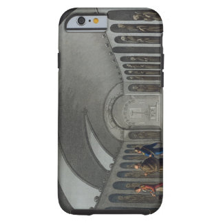 Curious Cemetery under the Capuchin Monastery, nea Tough iPhone 6 Case