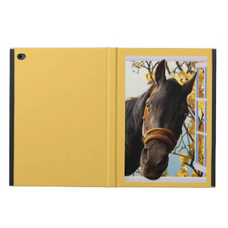 Curious Horse Looking Through The Kitchen Window Powis iPad Air 2 Case