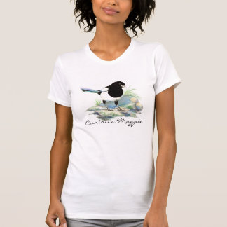 Curious Magpie T shirt