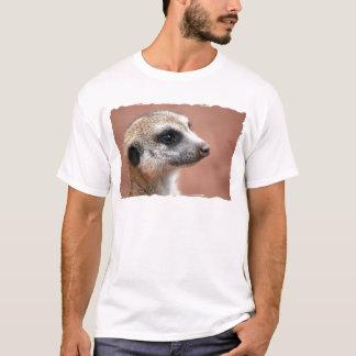 Curious Meerkat Men's T-Shirt