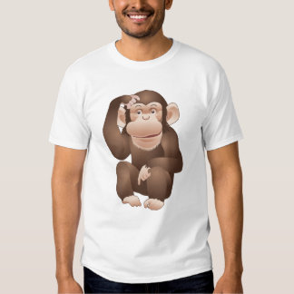 Curious Monkey T-shirts