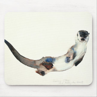 Curious Otter 2003 Mouse Mat