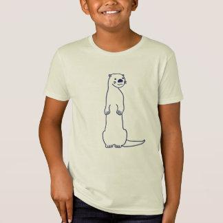 Curious Otter T-Shirt