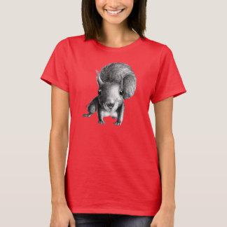 Curious Squirrel T-Shirt
