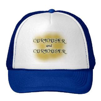 Curiouser and Curiouser T-shirts, Mugs, Apparel Trucker Hat