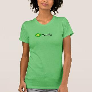 Curitiba Brazil Ringer T-Shirt