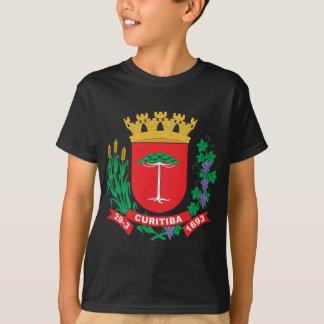 Curitiba Coat of Arms T Shirts
