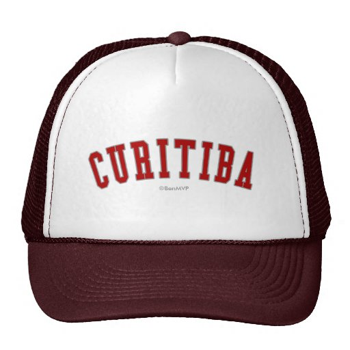 Curitiba Mesh Hats