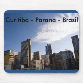 Curitiba - Paran3a - Brazil Mouse Pad