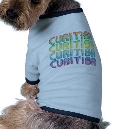 Curitiba Products Pet Shirt