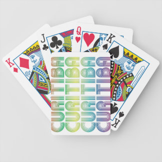 Curitiba Products Poker Deck