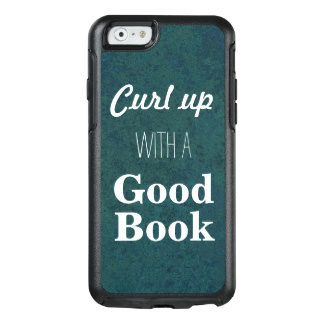 Curl Up with a Good Book Otterbox iPhone 6/6s Case