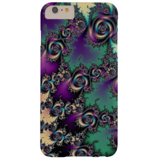 Curled Fractal Implosion iPhone 6 Plus Case