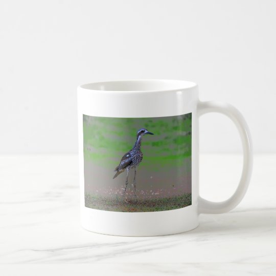 CURLEW BIRD RURAL QUEENSLAND AUSTRALIA COFFEE MUG