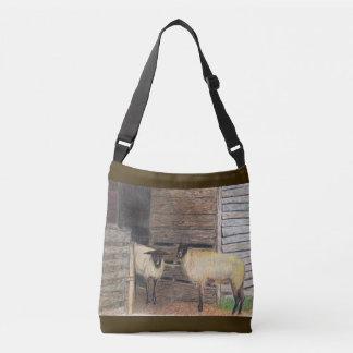 Curley and Moe Crossbody Bag