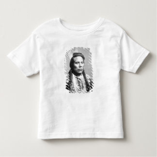 Curley, of the Crow tribe, one of Custer's scouts Shirts