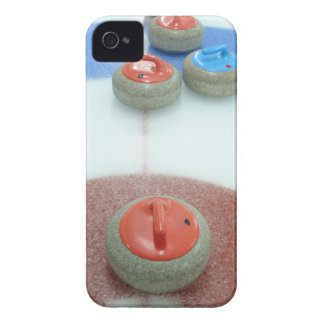 Curling iPhone 4 Cases