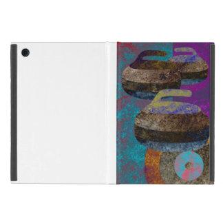 curling design case for iPad mini