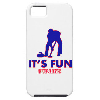 curling Designs iPhone 5 Cover