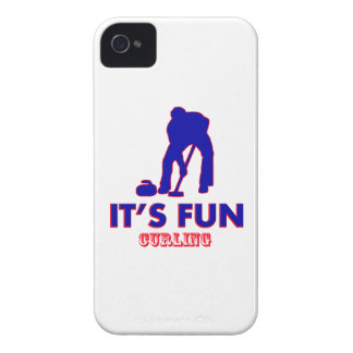 curling Designs iPhone 4 Cover