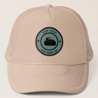 Curling: Don't Mock the tock! Trucker Hat