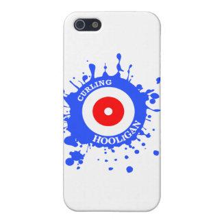Curling Hooligan iPhone 5 Case
