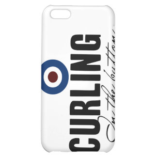 Curling: In The Button iPhone 5C Case