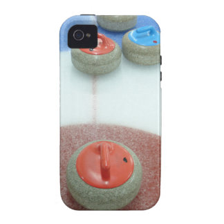 Curling iPhone 4 Cover